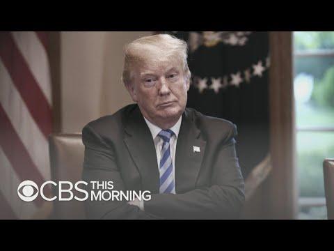 "Trump teases ""major announcement"" on government shutdown"