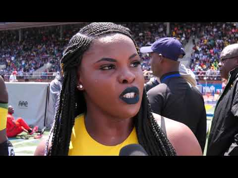 USA vs The World at 2018 Penn Relays