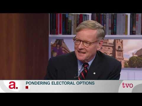 Jeffrey Simpson: Pondering Electoral Options