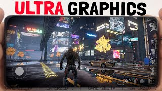 TOP 10 🔥 BEST ULTRA GRAPHICS MOBILE GAMES FOR ANDROID\/IOS IN 2021 (OFFLINE\/ONLINE)