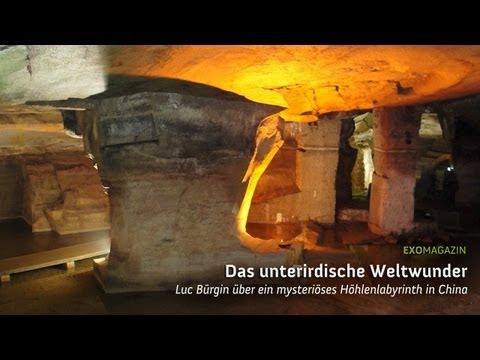 Das unterirdische Weltwunder Chinas - Luc Bürgin | ExoMagazin