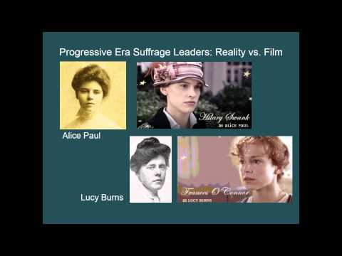 The Changing Role of Women in the Progressive Era