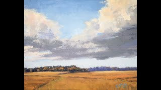 AMoA Art Together Tuesday: Painting Landscapes Wherever You Are with Laura Gates