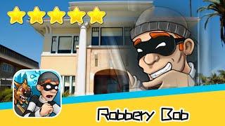 Robbery Bob Bonus 15 Walkthrough New Game Plus Recommend index five stars