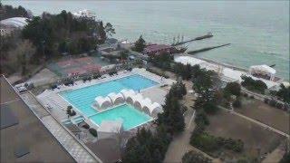 Россия, Сочи, Гранд-Отель Жемчужина 4*(Этот гостиничный комплекс находится прямо на побережье Черного моря в Сочи и располагает частным пляжем,..., 2016-02-17T07:47:36.000Z)