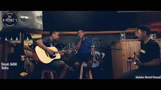 Live Music #dkedais Kris-tiara  Covered By. Adhit,