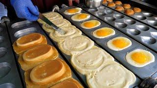 반죽부터 직접 만드는 1000원짜리 원조 계란빵, 36…