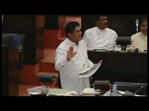 Sajith Premadasa - Budget Speech 2018