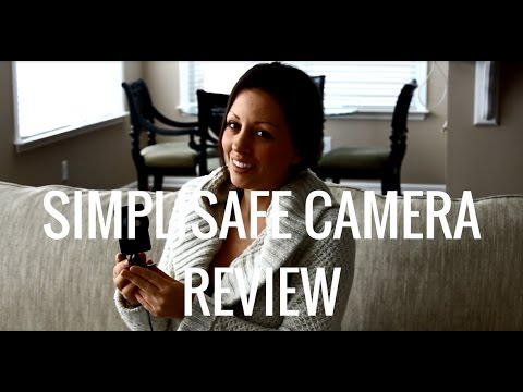 SimpliSafe Camera Review - Hands-On