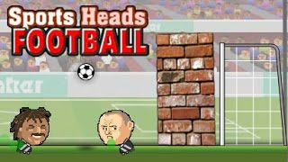 Sports Heads: Football - New Game - Goals Against (Points Given up): 0!