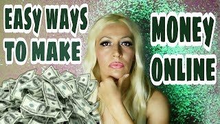 Fast & easy ways to make money online | jobs from home