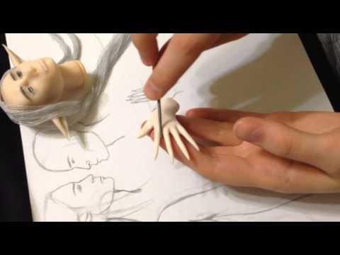 Лепка кукол своими руками