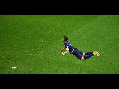 Robin van Persie ● World Cup ● the flying Dutchman ● Robin van Persie ● 2014 ● HD