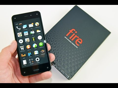 Amazon Fire Phone: Unboxing & Review