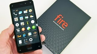 amazon fire phone unboxing review