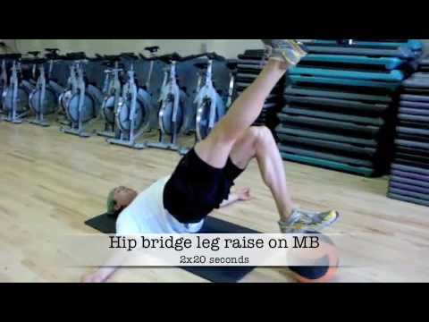 Top 3 Hamstring exercises to improve vertical power!
