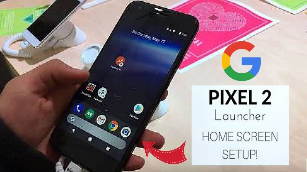 Install Pixel 2 Launcher On Any Xiaomi Device