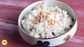"""""""Chuối quết dừa"""" thơm ngon ăn là ghiền"""
