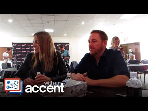 NYCC 2017: Adrianne Palicki & Scott Grimes  The Orville