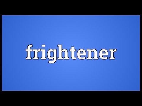 Header of frightener
