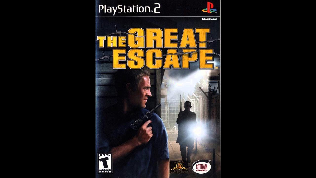 The Great Escape Game Soundtrack - Main Menu Theme - YouTube
