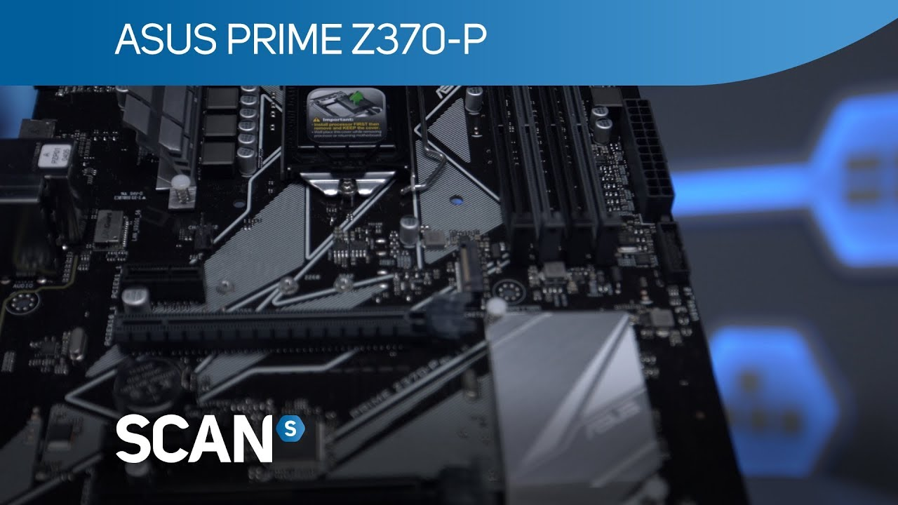 Asus Prime Z370 P Gaming Motherboard Overview Youtube Best Diagram