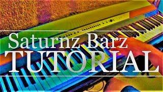 Saturnz Barz (Spirit House) (Gorillaz) Piano Tutorial