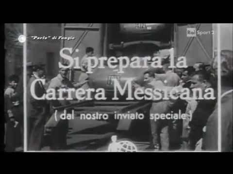 ASÍ FUE... LA CARRERA PANAMERICANA 1950-1954
