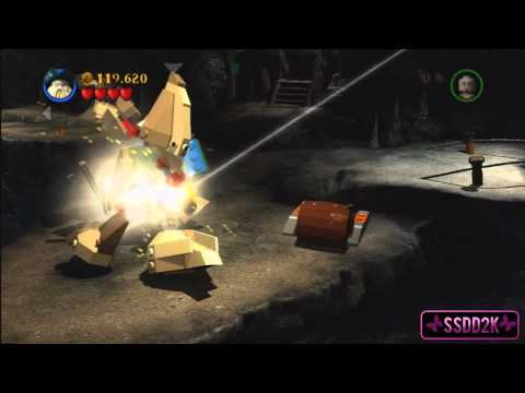 LEGO Pirates of the Caribbean - Smugglers Den - Ship in a Bottle Locations