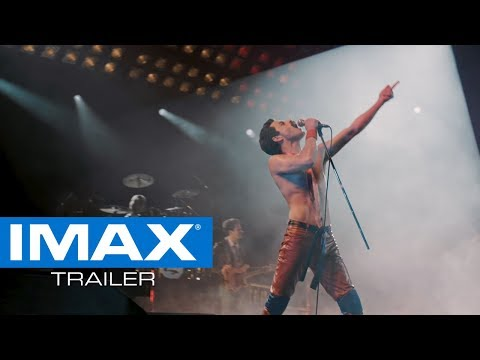 Bohemian Rhapsody IMAX® Trailer