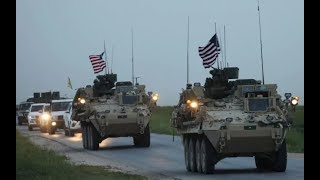 BREAKING NATO ISLAMIC Turkey threat to attack USA in Afrin Syria if stays with Kurds January 15 2018