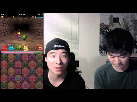 Puzzle and Dragons: [Beginner's Guide] Departure Tower (Our First Evo!)  
