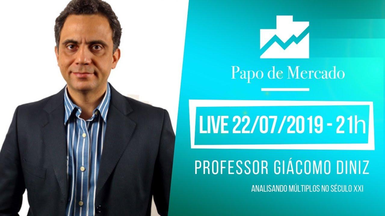 Download Analisando Múltiplos no Século XXI  com Prof. Giácomo Diniz