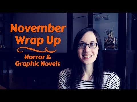 Nov Wrap Up | Horror, Non-Fiction