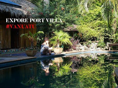 EXPLORE PORT VILA, VANUATU