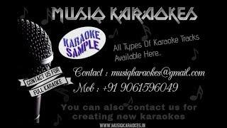 Njangalkkai Daivamathave karaoke | Karthave Kaniyaname minus Demo