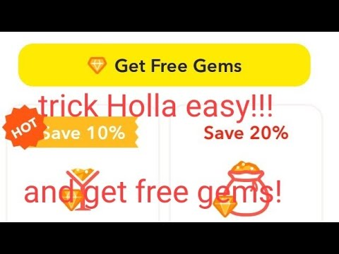 Holla chat hack