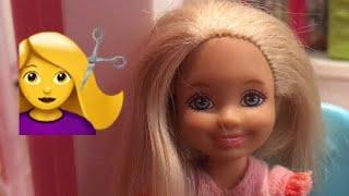 Barbie- Chelsea's New Haircut
