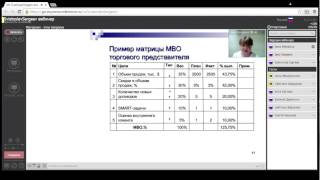 видео Мотивация персонала по методу МВО – Управление по целям
