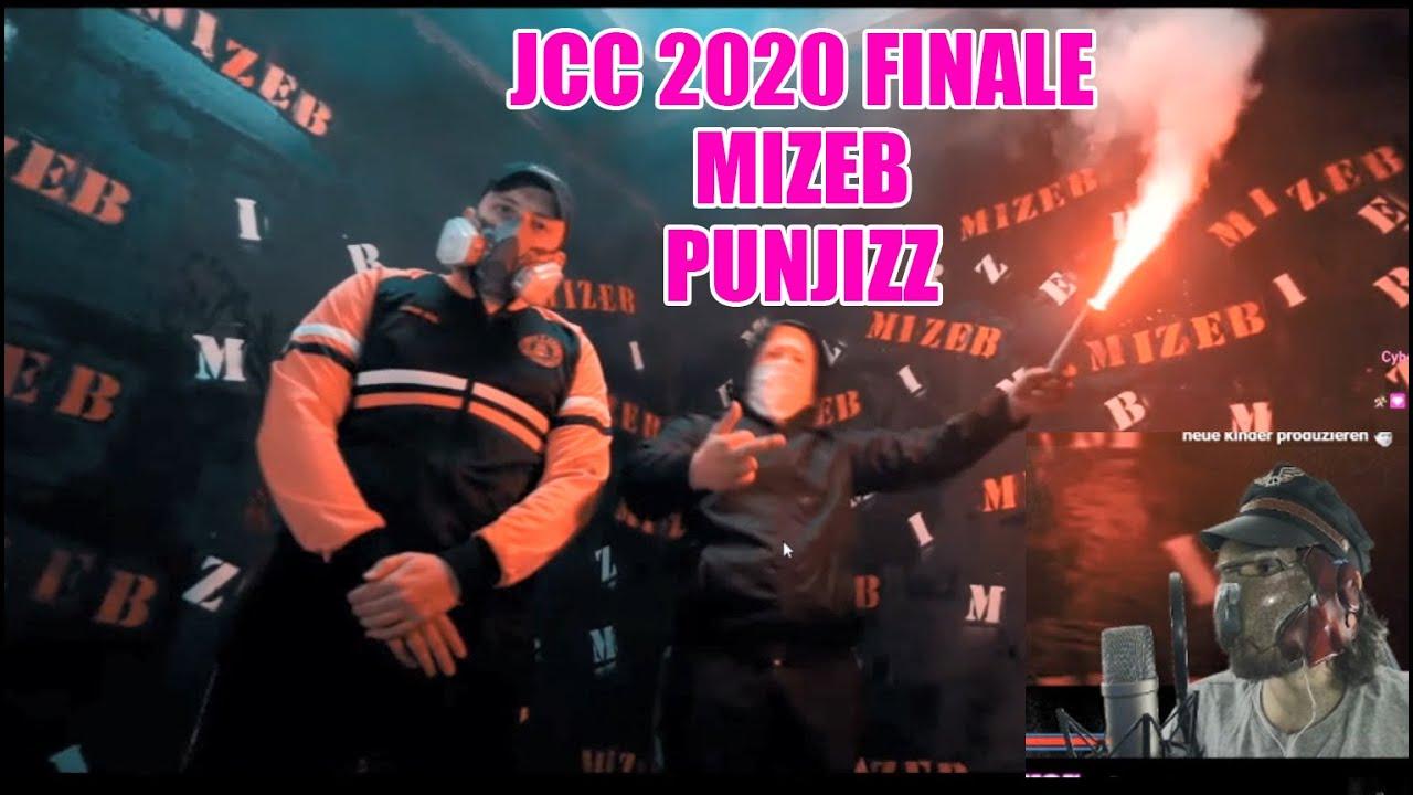JCC 2020 FINALE (Punjizz, Mizeb) + XstreamTALK | Reaction