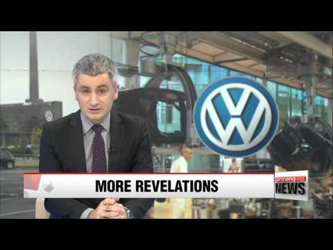 Volkswagen reports new problems with 800,000 vehicles 폴크스바겐, 이번엔 차량 80만여대 이산화탄