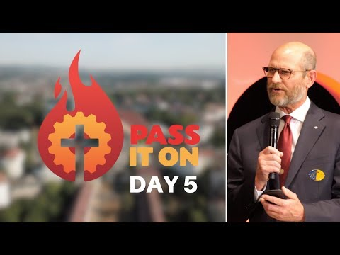 Global Youth Leaders Congress 2018 DAY 5 #GYLC18 summary video