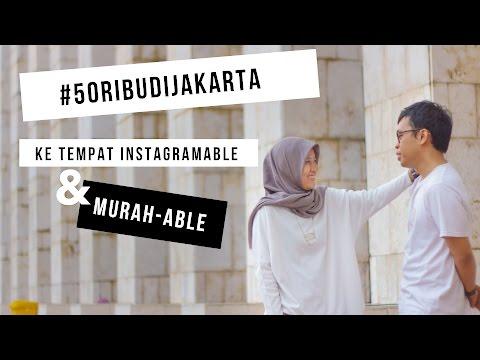 50RIBU DI JAKARTA! TEMPAT-TEMPAT INSTAGRAMABLE DAERAH MONAS. Mp3