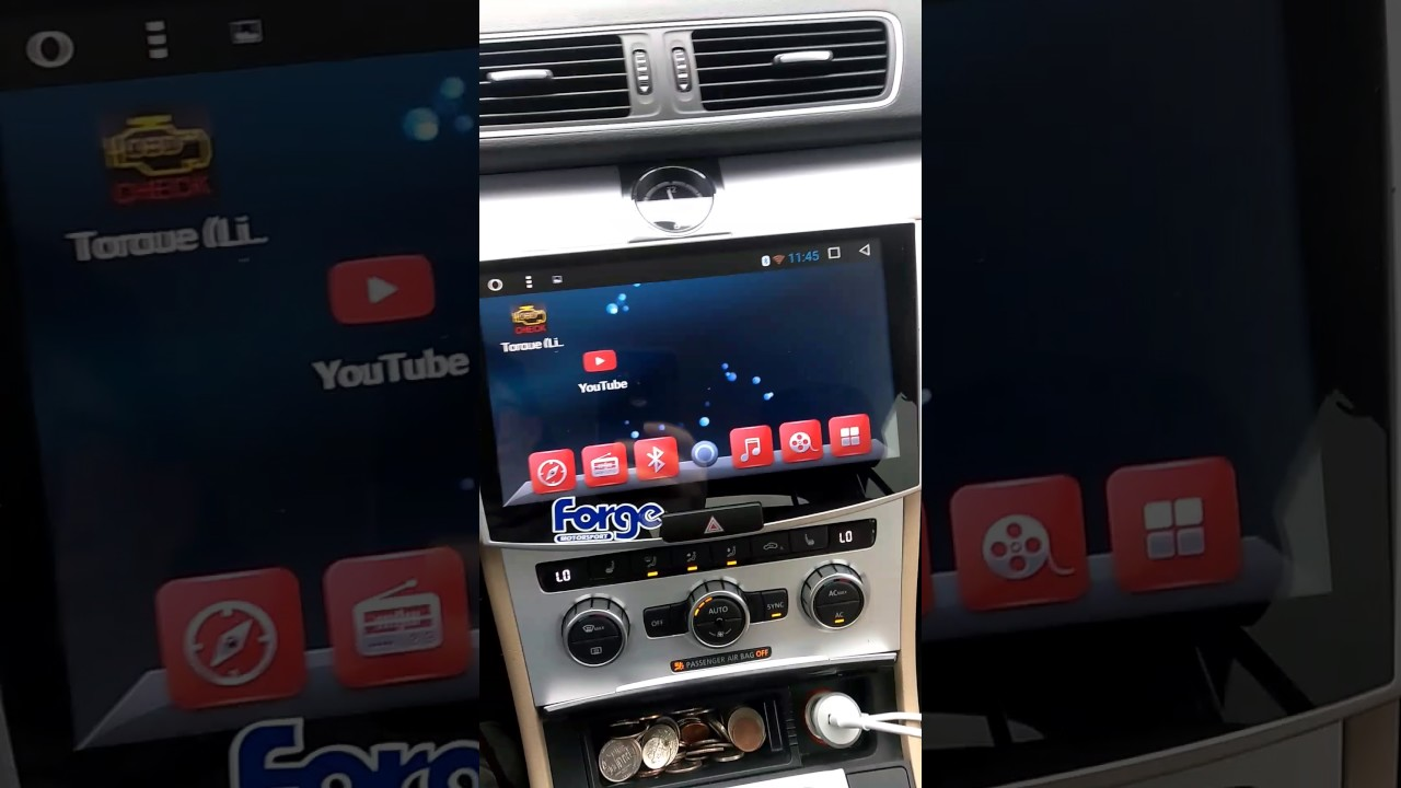 10 1 android stereo vw cc 2013 youtube. Black Bedroom Furniture Sets. Home Design Ideas