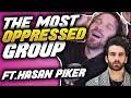 The Most Oppressed Group - Pre-debate Debate with Hasan Piker