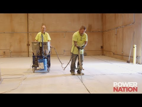 The Correct Way To Resurface A Concrete Floor
