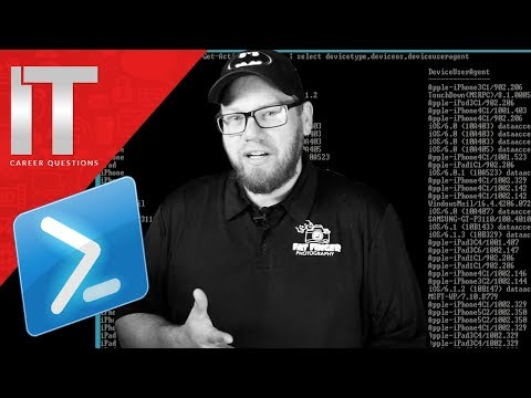 Powershell is POWERFUL and YOU Should Learn it - What is Powershell and how I use it