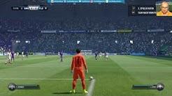 Borussia M'Gladbach 0:1 AC Florenz |LIVESTREAM| UEL Europa League 16.02 Lets Play FIFA 17