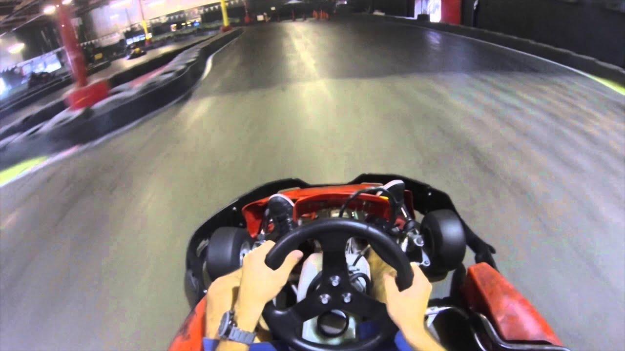Fast Lap Indoor Kart Racing Las Vegas Nv