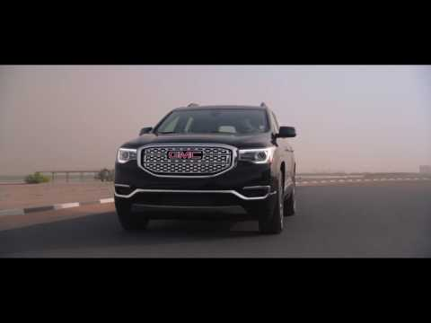 The All-New 2017 Acadia